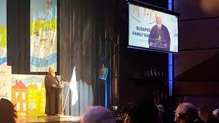 Выступление протоиерея Димитрия Смирнова на Всемирном Конгрессе Семей в Будапеште