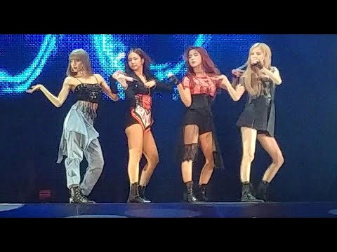 190424 BLACKPINK - DON'T KNOW WHAT TO DO
