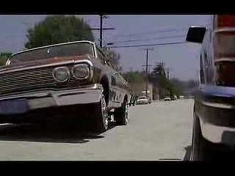 Don't be a menace to South Central: Grandma's Impala - YouTube