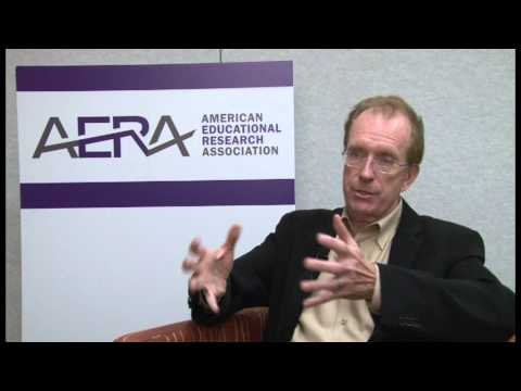 AERA President Bill Tierney Discusses His Three Major Research Interests