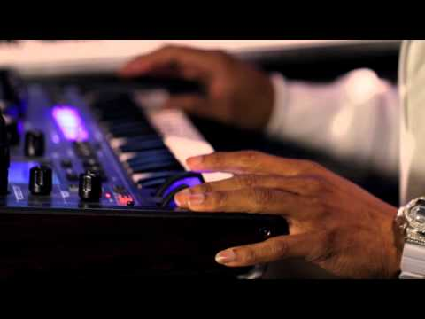 Focusrite & Novation // In the studio with Teddy Riley