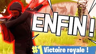 FINALLY UNLOCKED THIS SKIN! Fortnite Battle Royale