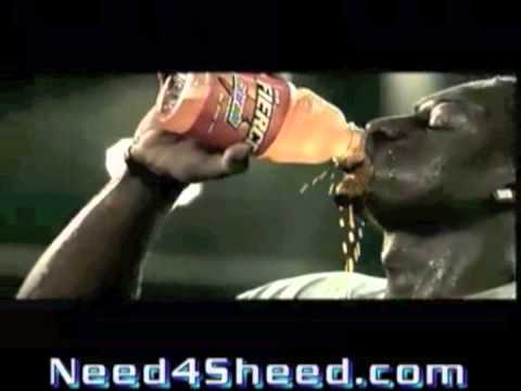 Gatorade Commercial #2 slogan pitch