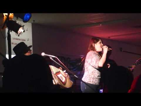 Nicky Snick featuring Alicia Calderon @ 2010 Veter...