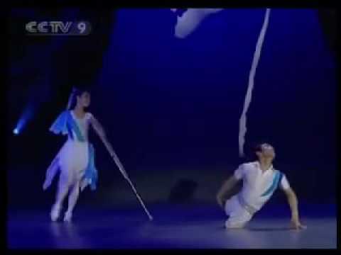 Video Chàng 1 tay  nàng 1 chân  Múa nghệ thuật cảm động   Clip Chàng 1 tay  nàng 1 chân  Múa nghệ thuật cảm động   Video Zing