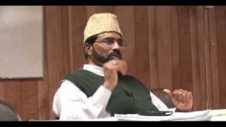Ahmadiyya Missionary Imam Kauser Class - 03/07/2009 [Part 3]