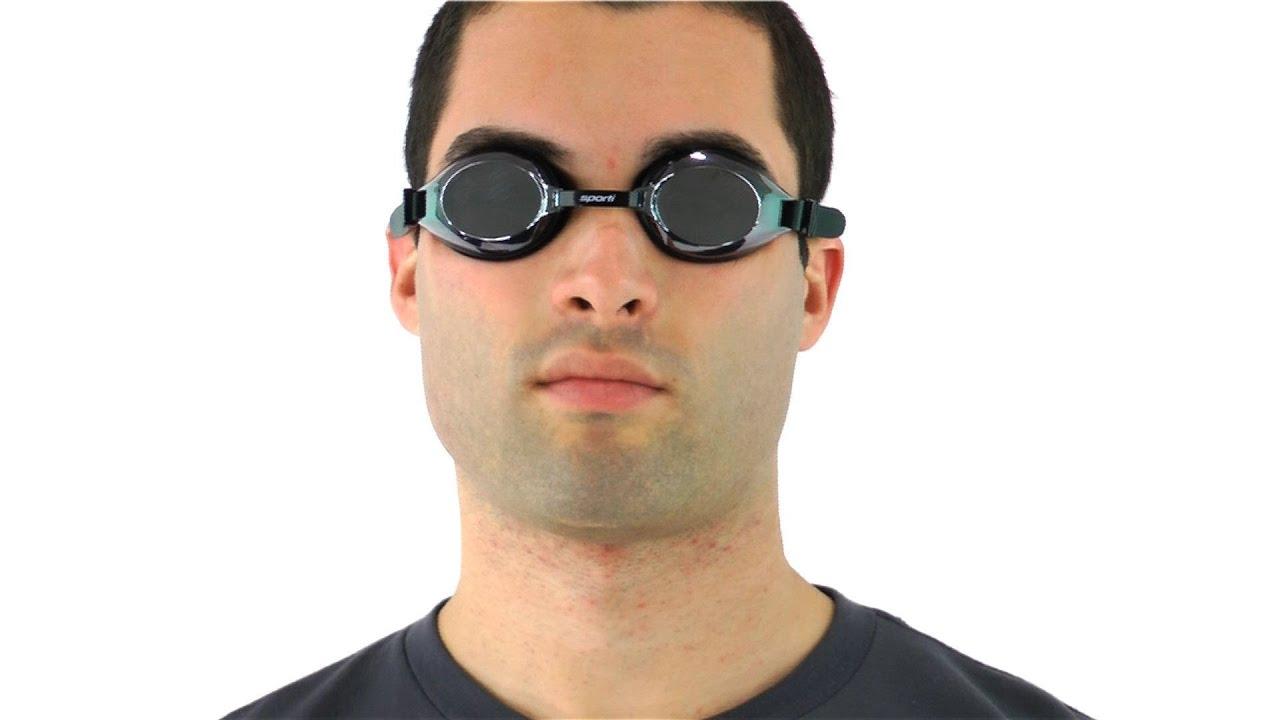 c508596e8bd Sporti Antifog Plus Metallic Goggle