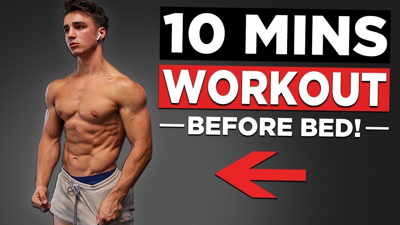 Ten Minute Body Weight workout