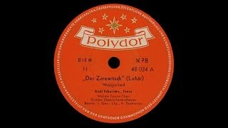 """Wolgalied"" (Lehár) Rudi Schuricke 1954"