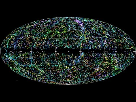 """Mapping the Universe"" with Daniel Eisenstein"