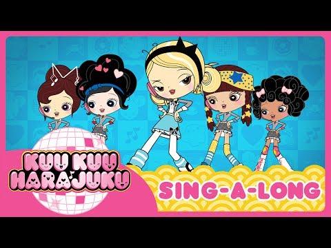 Kuu Kuu Harajuku | Theme Song | Sing-A-Long