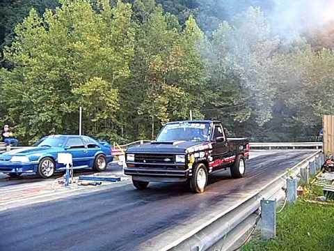 1988 Ford Ranger Drag Truck For Sale Youtube