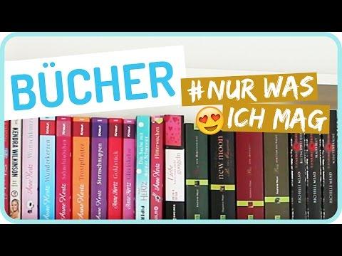Bücher AUSSORTIERT #NURWASICHMAG by Sissi