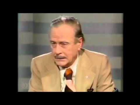 Marshall McLuhan - The Medium Is The Message [1977] (Media Savant)