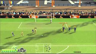 Power Soccer Gameplay - First Look HD