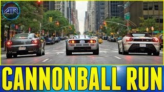 The Crew Online : CANNONBALL RUN!!!!