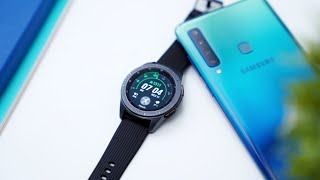 Sebelum anda beli Samsung Galaxy Watch...
