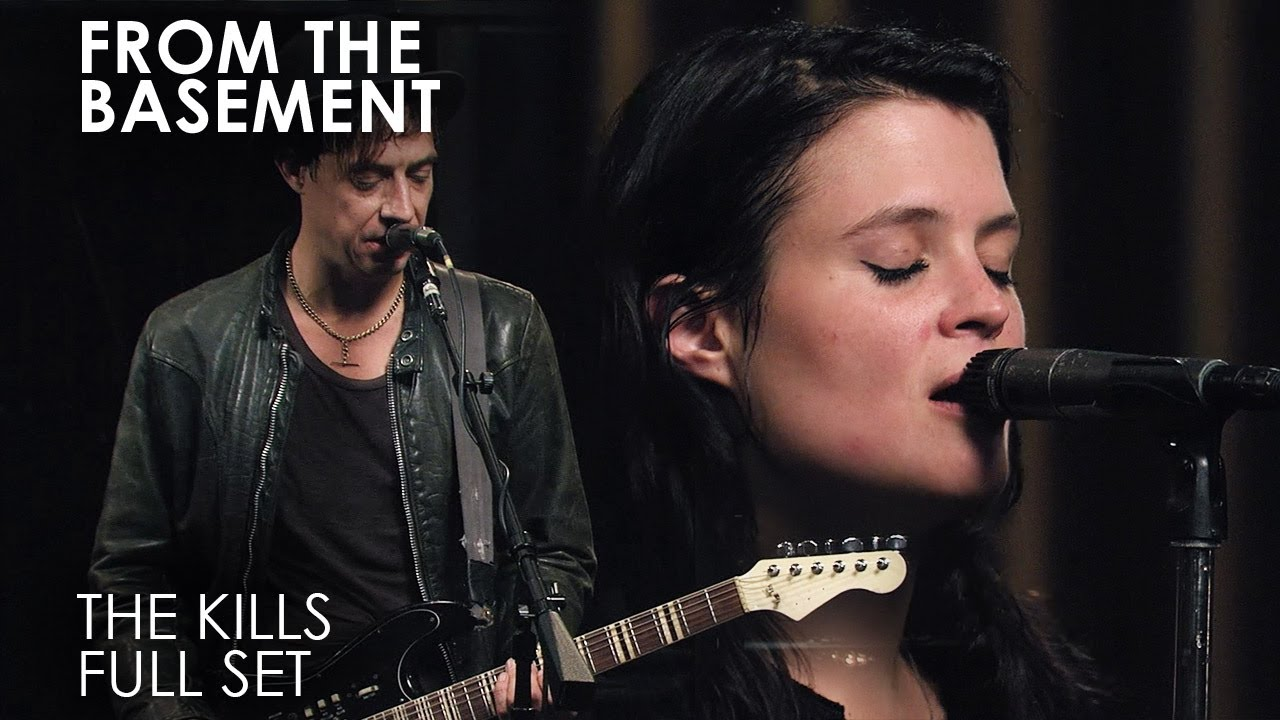 Download The Kills Full Set   From The Basement
