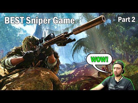 BEST Sniper Game | Sniper Ghost Warrior 3 | Part 2 | GamePlay |
