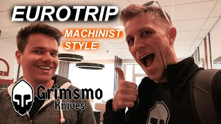 A Machinist's PERFECT 3 Days in Germany and Switzerland