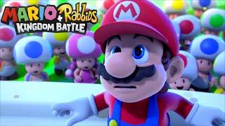 Mario + Rabbids Kingdom Battle - Full Game Walkthrough