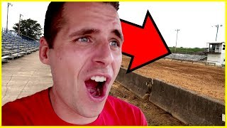 DEMOLITION DERBY LOCATION EXPOSED!