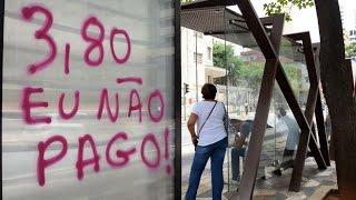 nova tarifa metro sao paulo ( encoxadas)