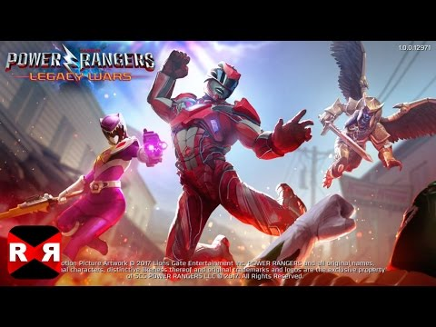 Power Rangers: Legacy Wars - iOS / Android - Gameplay Video