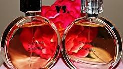 Parfum Original Versus Refill