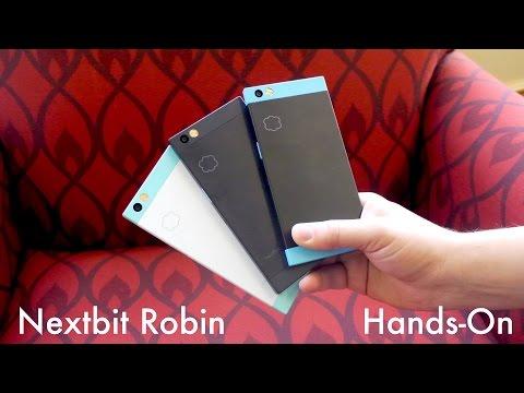 Nextbit Robin Hands-On @ CES 2016