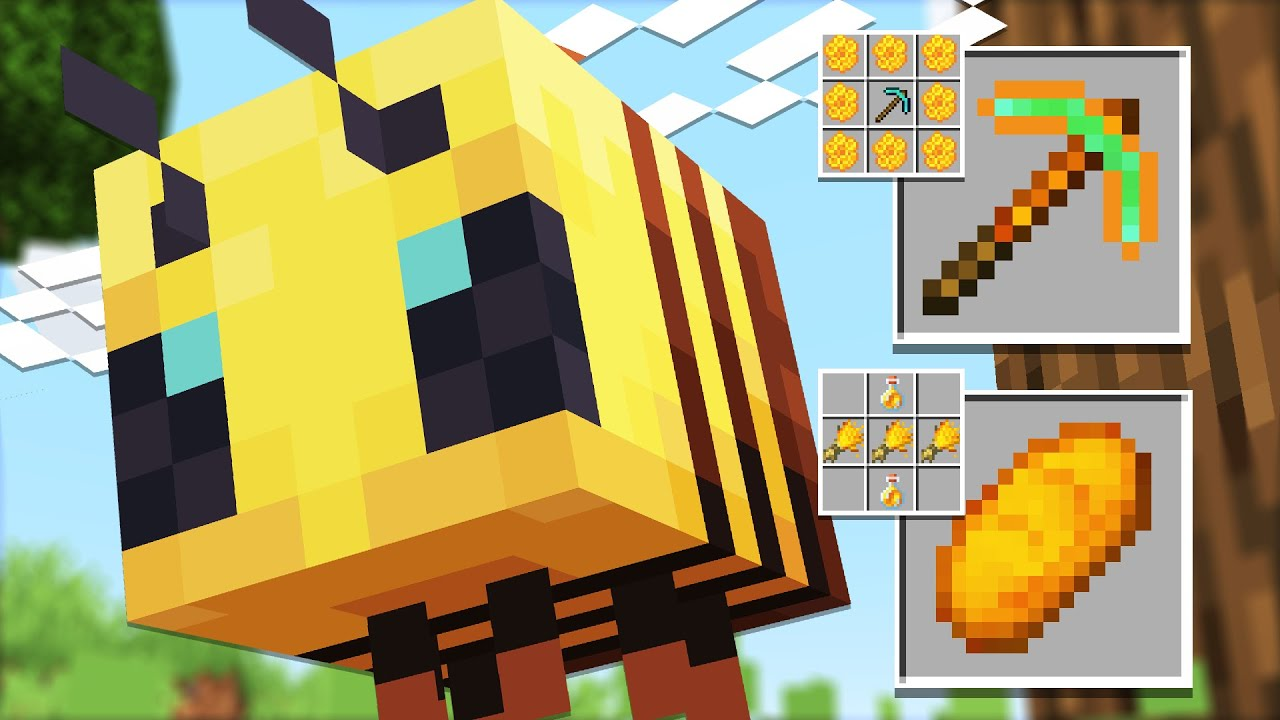 9 Updates Missing From New Minecraft Bees 1 15 Snapshot