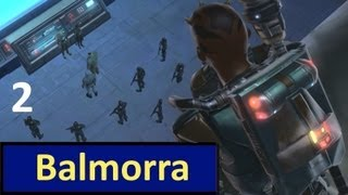 SWTOR Smuggler Story - Act 2 - Nebula Shipment Part 2