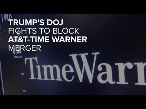 Department of Justice wants to block AT&T-Time Warner merger (CNET News)