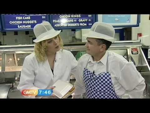 Chippy Tea on GMTV