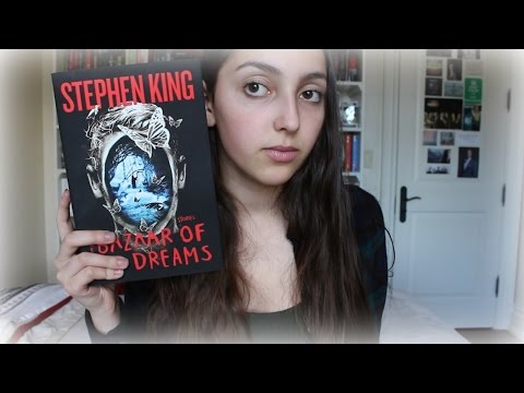 THE BAZAAR OF BAD DREAMS BY STEPHEN KING || BOOK REVIEW