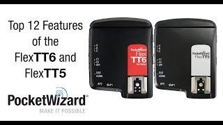 PocketWizard FlexTT5 Transceiver Radio Slave for Canon i-TTL Flash System