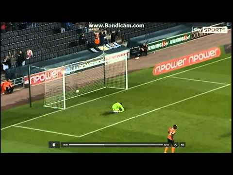 Neal Bishop Amazing Goal vs MK Dons