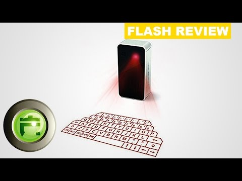 Review Projection Bluetooth Virtual Keyboard - Flash Gadget Store Indonesia