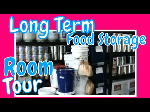 Long Term Food Storage Room 10 Cans This Amp That Part