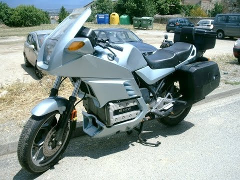 画像: BMW K100RS. pickupmoto.com youtu.be