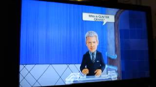 Jeopardy! Nintendo Wii U Run: Game 1
