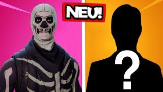 *NEW* SKULL TROOPER SKIN! | SO GEHTS! - Fortnite Battle Royale | The Fruit Dwarf
