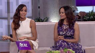 Dania Ramirez & Judy Reyes on Latinas Representin' in Hollywood
