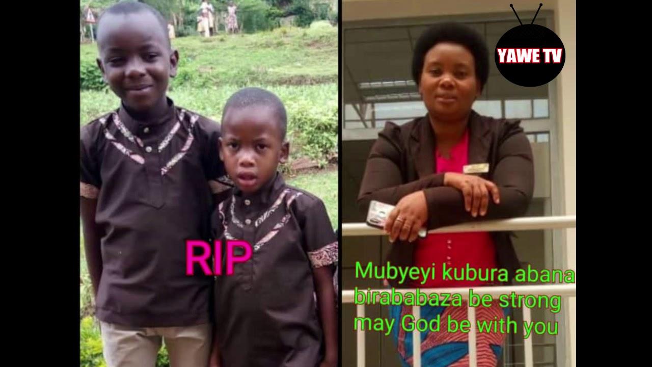 Nyamasheke: Abana 2 bava indimwe bapfiriye mu kivu / nyuma yuko papa wabo nawe yaburiwe irengero