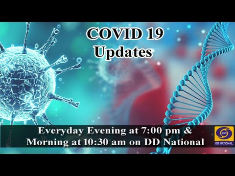 COVID19 | Corona Virus Update - Special feature DD NEWS