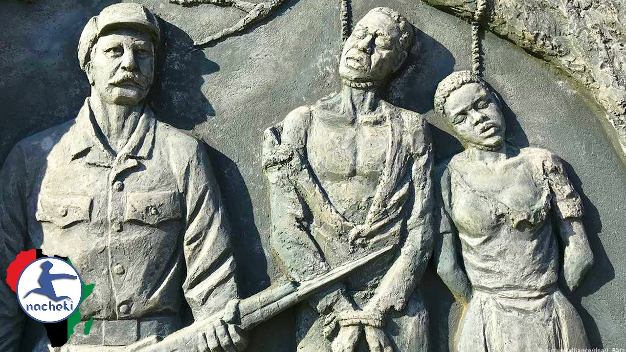 Ruthless German Genocide in Africa they Never Wanted you to Know Happened