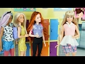Frozen Teenagers First day Of School   The Pimple  Doll Story Princess Daughters – Royal High EP1