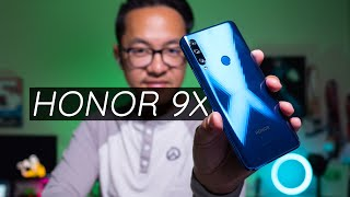 Honor 9X: 5 Great Features!