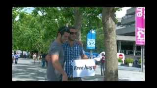 free hugs (song- he reigns)