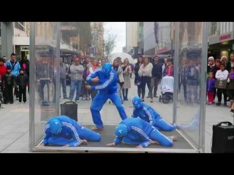 Australian Dance Theatre   Adelaide Embedded - ICE CUBE
